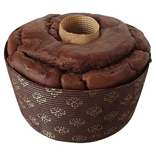 グルテンフリー 豆乳米粉シフォンケーキ (オーガニックココア) アレルギー対応 冷凍便発送 gluten free organic cocoa chiffon cake
