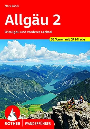 Allgäu 2 (Rother Wanderführer)