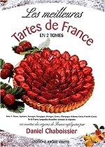 Les meilleures tartes de France, tome 1 de Daniel Chaboissier