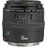 Best Compact Macro Cameras - Canon EF 50mm f/2.5 Compact Macro Lens Review