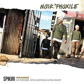 Ngik'phoxile