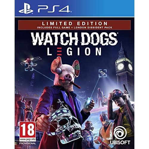 Watch Dogs Legion - Limited [Esclusiva Amazon] - PlayStation 4