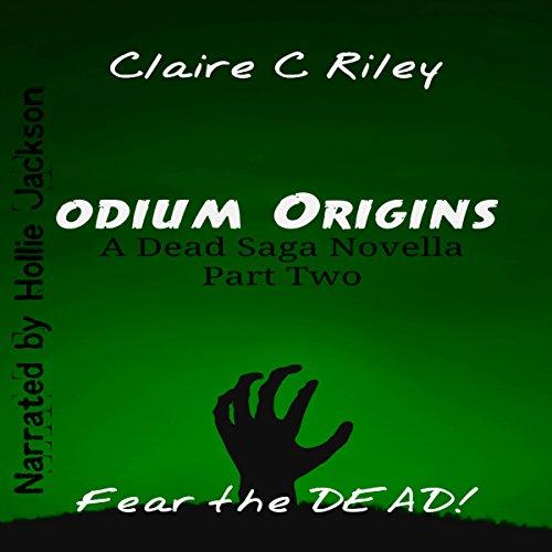 Odium Origins audiobook cover art