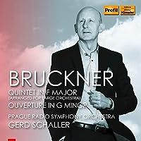 Bruckner: Quintet In F Major