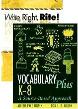 Vocabulary Resource Bundle