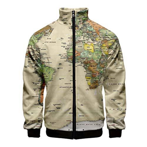 VSCT Colour Block Sweat Jacke Blouson Zipper Windbreaker Sweater lila schwarz