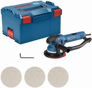 Bosch Professional excenterslip GET 75-150 (750W, sliprondellens Ø: 150mm, i L-BOXX)