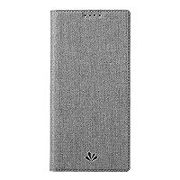 Xperia 10 III ケース Xperia 1 III SO-52B 手帳型ケース スタンド カード収納 財布型 Xperia 10 III SOG04 手帳カバー Xperia103-BW-20618 (グレー)