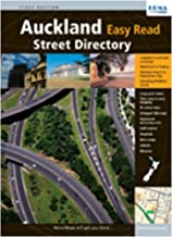 Auckland Easy Read Street Directory 2008