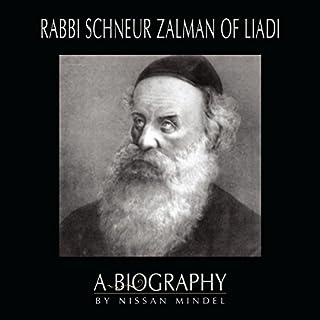 Rabbi Schneur Zalman of Liadi audiobook cover art