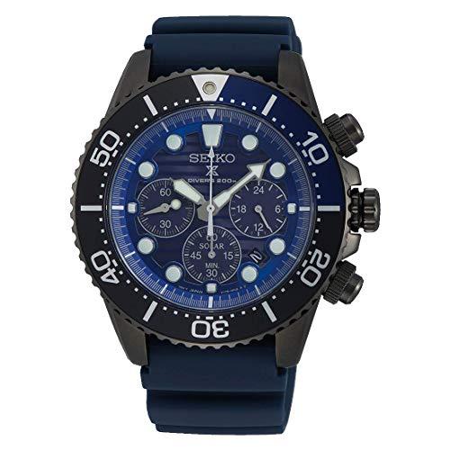 Seiko Elite SSC701P1 Reloj de Pulsera para Hombre