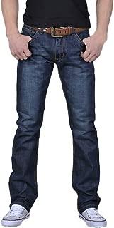Jeans Pants Men's Casual Autumn Denim Cotton Hip Hop Loose Work Long