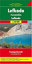 Lefkada (Freytag & Berndt Road Map)