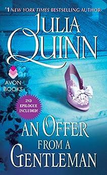 An Offer From a Gentleman With 2nd Epilogue (Bridgertons Book 3) by [Julia Quinn]