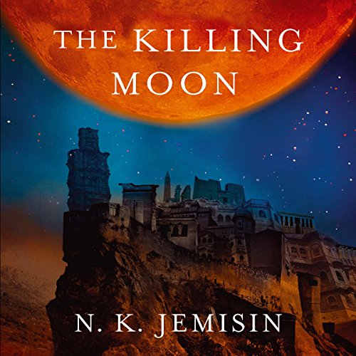 The Killing Moon     Dreamblood, Book 1               By:                                                                                                                                 N. K. Jemisin                               Narrated by:                                                                                                                                 Sarah Zimmerman                      Length: 12 hrs and 38 mins     20 ratings     Overall 3.9
