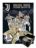 Figurine Juventus 2021 album + 250 Figurine