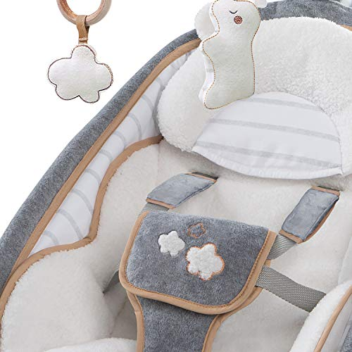 515WF5 hMJL The Best Ingenuity Baby Swings for 2021 [Compared & Review]
