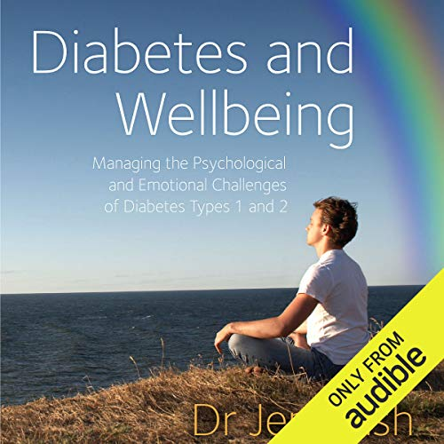 Diabetes and Wellbeing audiobook cover art