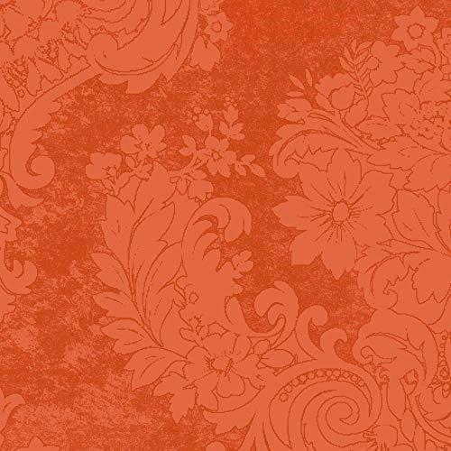 Duni Dunilin Serviette Royal Mandarin 40 x 40 cm 1/4 Falz 45 Stück