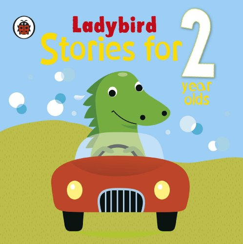 Ladybird Stories for 2 Year Olds (English Edition)