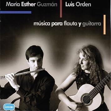 Música para Flauta y Guitarra. Vol. I