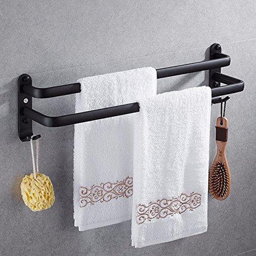 De badkamer heeft geen stansservetten nodig, rekken, doucheruimtes, badkamer, planken, randen, materiaal van aluminium, zwart