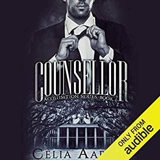 Counsellor audiobook cover art