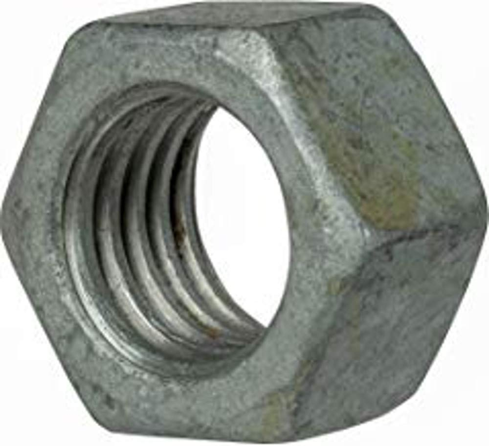 Medium-Strength Steel outlet Nylon-Insert Locknut Nippon regular agency 5 Zinc-Plated Grade