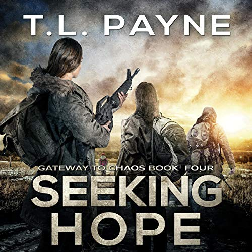 Couverture de Seeking Hope