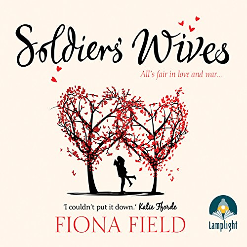 Soldiers' Wives audiobook cover art