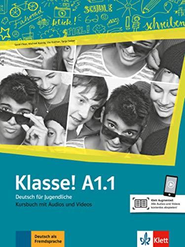 Klasse! a1.1 libro del alumno + audio: Livre de l'élève. Avec pistes audios