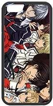 iPhone 6 plus 5.5 inch Cell Phone Case Black Vampire Knight exquisite Anime image AIO3484423