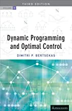 Dynamic Programming & Optimal Control, Vol. I