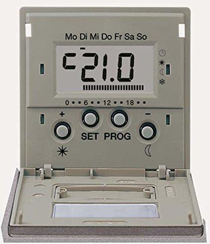 Jung ALHLK-FTAN Uhren-Funk-Thermostat-Display