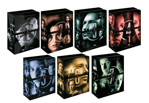The X-Files - The Complete Seasons 1-7