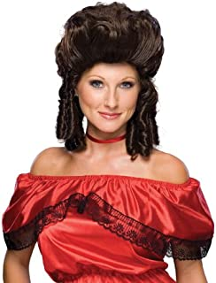 Costume Co - Brown Colonial Women'S Wig
