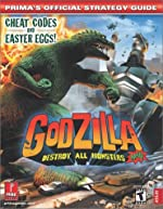 Godzilla - Destroy All Monsters, Melee : Prima's Official Strategy Guide de Prima Temp Authors