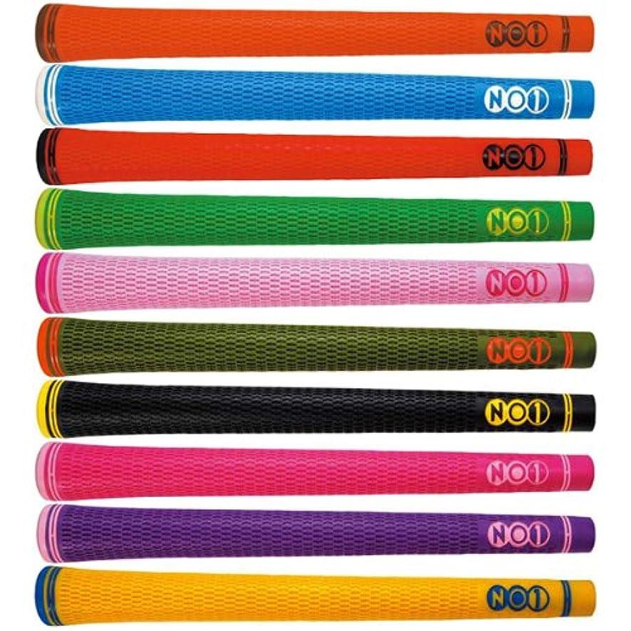 何十人も不足反乱ナウオン No1 50シリーズ バックライン有 ゴルフグリップ10本セット ピンク