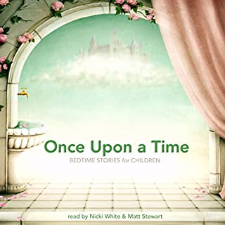 Once Upon a Time: Bedtime Stories for Children audiobook cover art