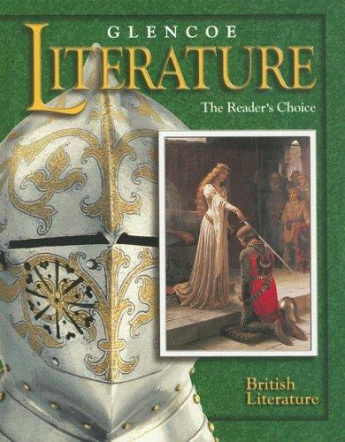 Glencoe Literature: The Readers Choice, Grade 12, British Literature (GLENCOE LITERATURE GRADE 7)