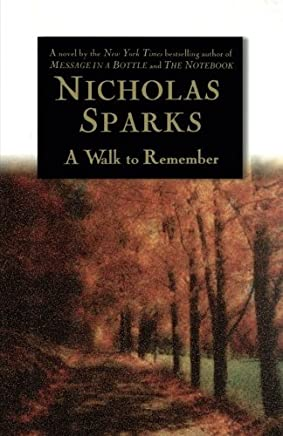 A Walk to Remember by Nicholas Sparks (1999-10-01)