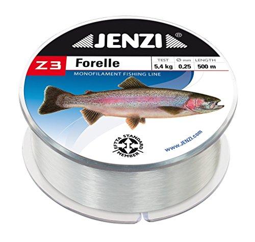Angelschnur Z3 Line Forelle, 0,22mm, 4,0kg, 500m