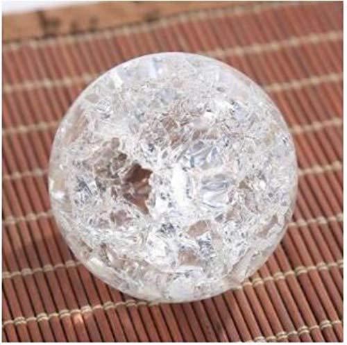 Miwaimao Binglie Kristallkugel Hauptdekoration Glaskugeln Kugelbrunnen Feng-Shui-Brunnen magische Kugel,1