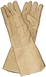 Newtex ZetexPlus 200 23 inches High Temperature Resistance Gloves, Superior Thermal Insulation, Made in the USA