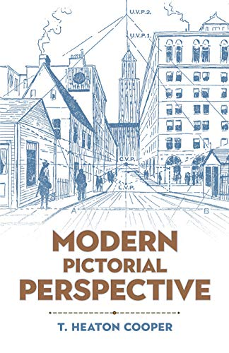 Modern Pictorial Perspective (Dover Art Instruction)