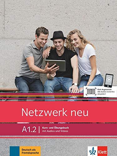 Netzwerk neu A1.2: Deutsch als Fremdsprache. Kurs- und Übungsbuch mit Audios und Videos (Netzwerk neu / Deutsch als Fremdsprache)