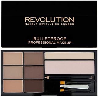 Makeup Revolution – Ultra Brow Eyebrow Kit – Fair to