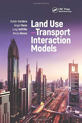 Land Use¿Transport Interaction Models