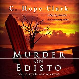 Murder on Edisto audiobook cover art