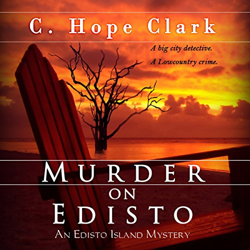Murder on Edisto audiobook cover art
